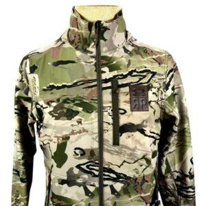Under Armour Mens Size Small Camo Jacket